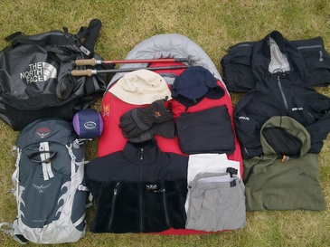 save up to 83% on retail by renting your Kilimanjaro or Aconcagua Kit List